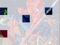 Spider Man Puzzle